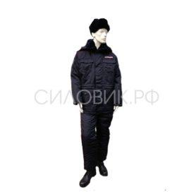 Костюм ППС зимний (бушлат и брюки)