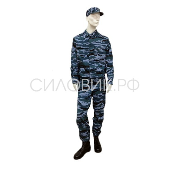 Костюм Спецназ, ткань рип-стоп