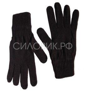 Перчатки чёрные п/ш