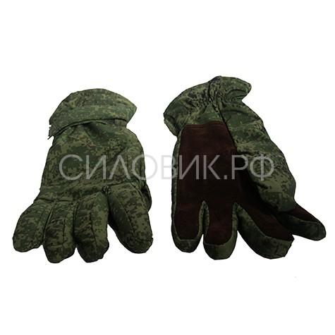 Перчатки уставные, цифра