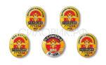 Нагрудные жетоны (нагрудные знаки) Полиции