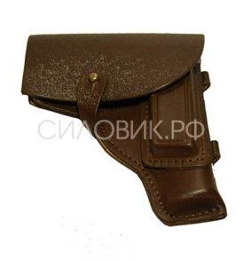 Кобура ПМ штатная коричневая 0780
